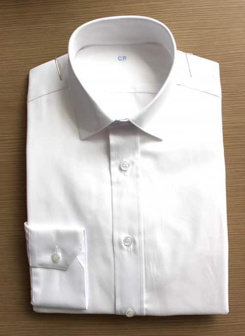 chemise sur mesure, chemise homme, chemise business, chemise facile à repasser, chemise easy iron, chemise col mini