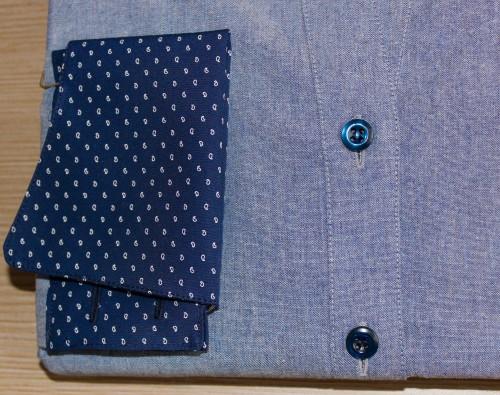 chemise sur mesure made in france, robe-chemise, chemisre sur mesure made in france, chemise femme, chemisier femme, chemise col lady, chemise poingets incurvés, chemise gorge surpiquée, chemise bas liquette