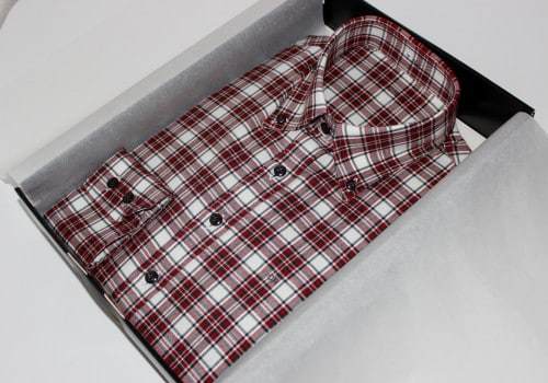 belles chemises sur mesure, chemises casual, chemise coupe droite, chemise femme, chemise à carreaux, chemise femme col boutonné, chemise col boutonné, chemise poignets doubles boutonnages, chemise gorge surpiquée, chemise bas liquette