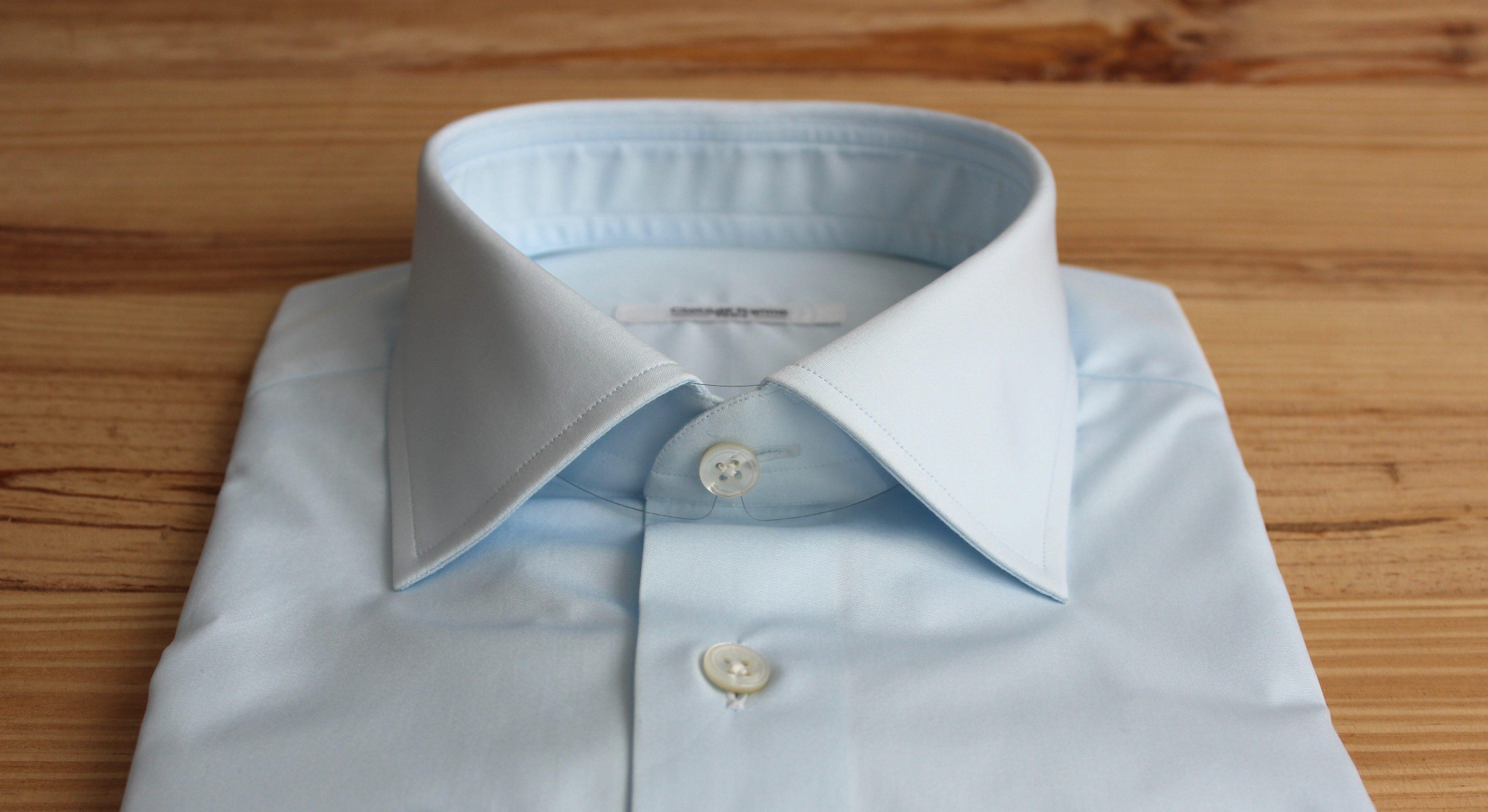 chemise poignets mousquetaires sur mesure , chemise poignets mousquetaires , poignets mousquetaires