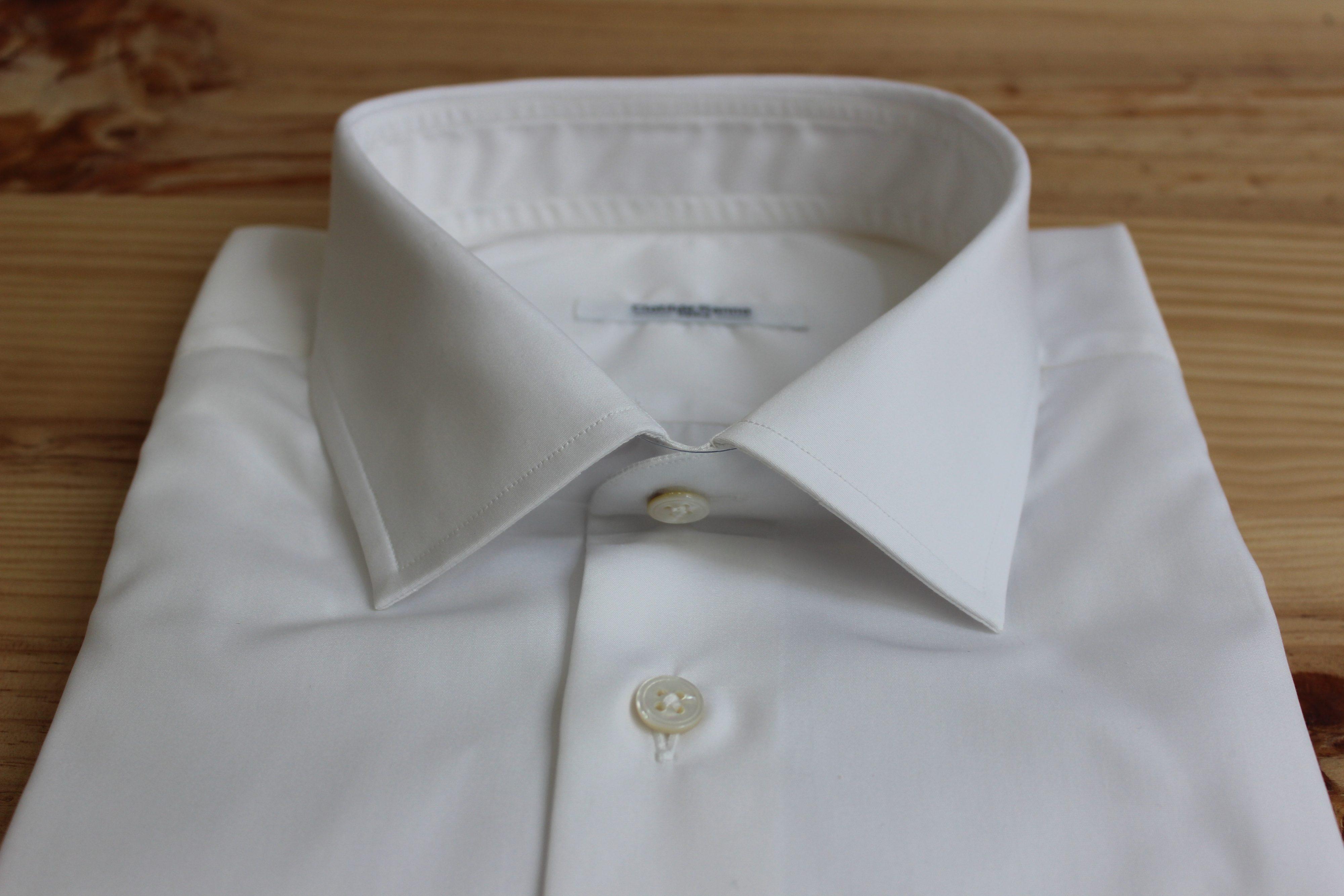 chemise sur mesure luxe blanche , chemise luxe blanche , chemise sur mesure luxe