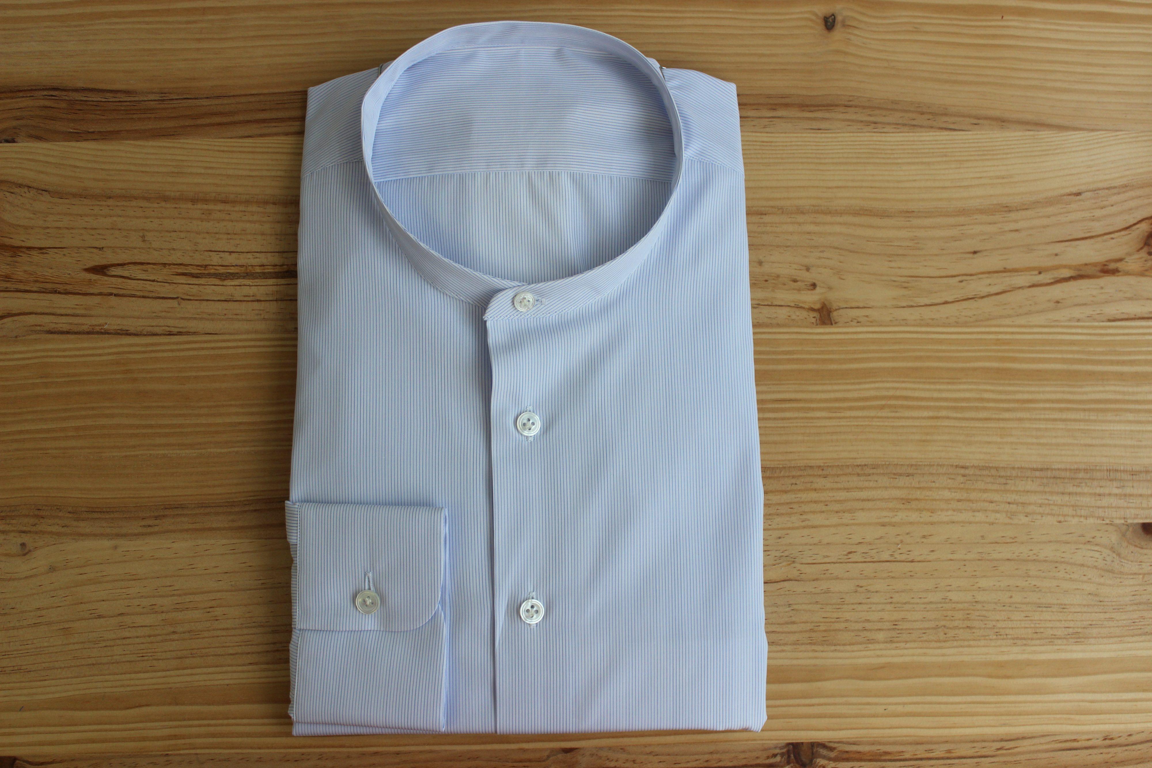 chemises rayées sur mesure , chemises rayées