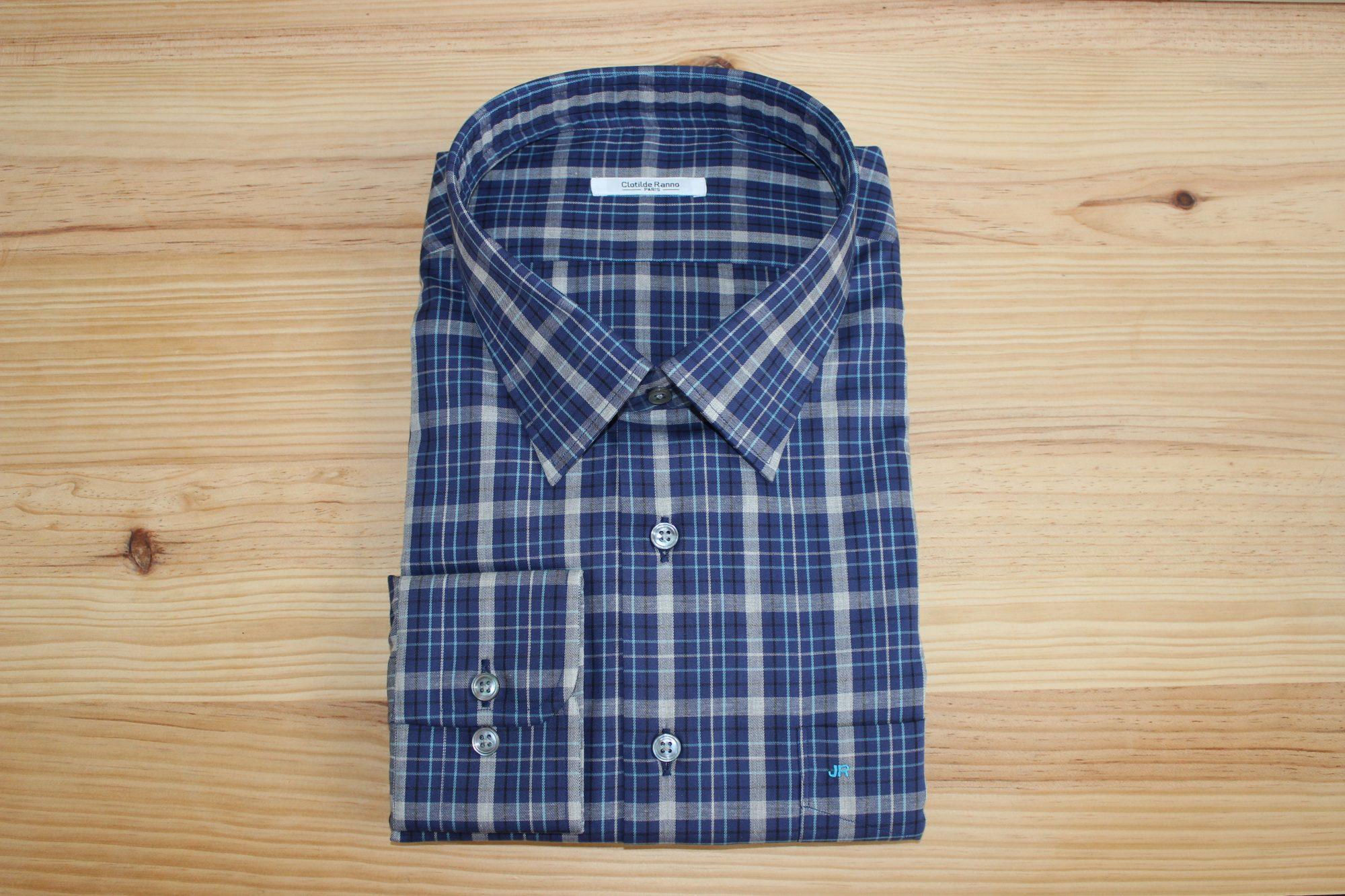 chemise fashion sur mesure , chemise fashion