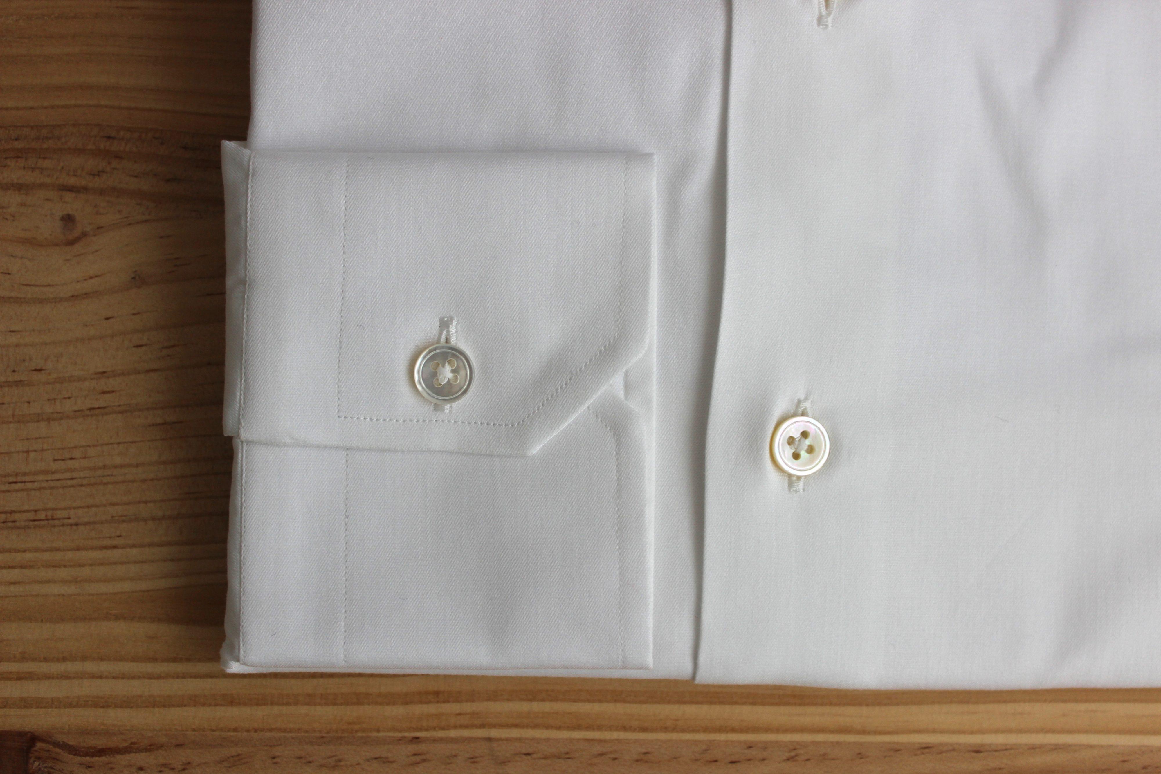 chemise luxe sur mesure , chemise luxe