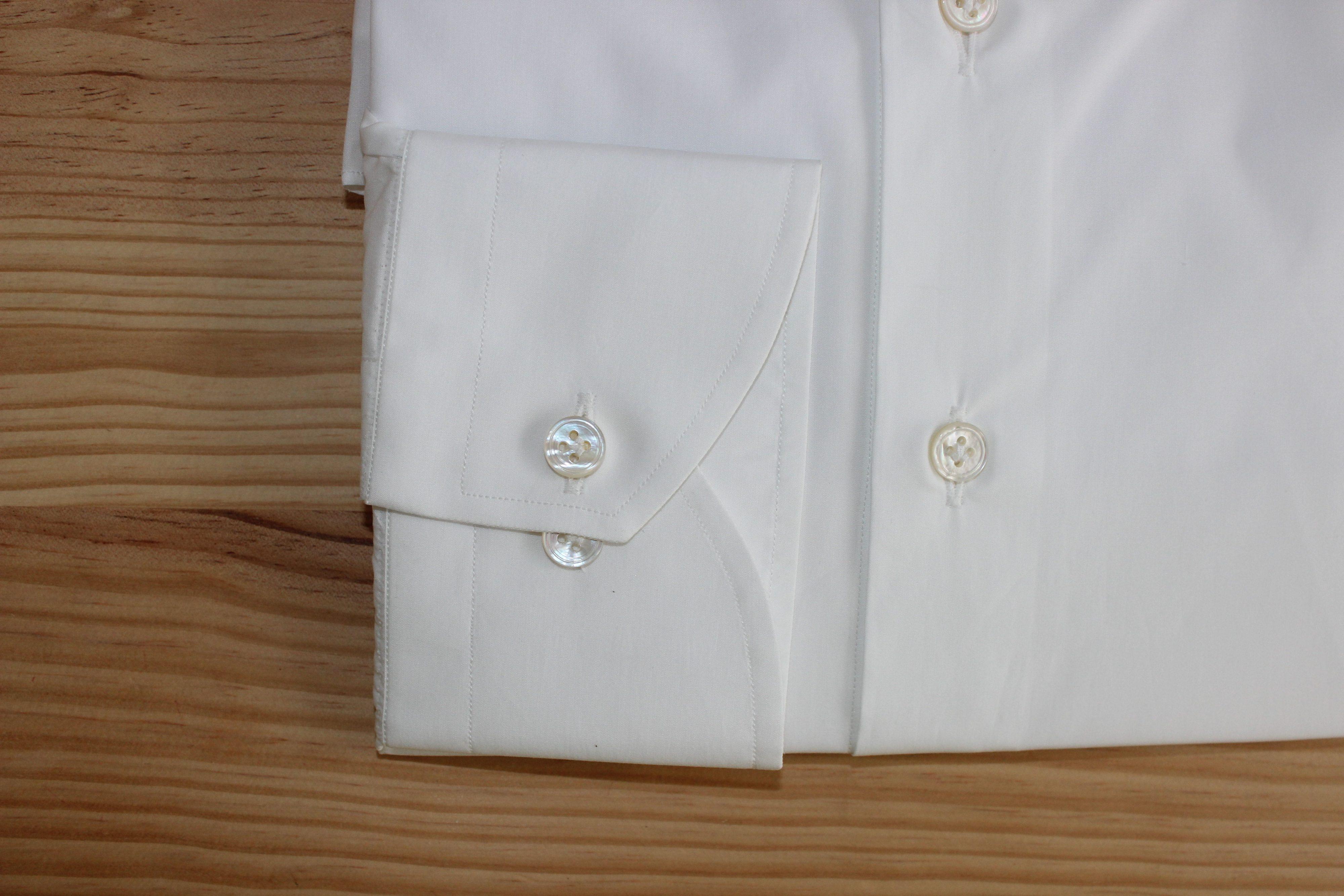 chemise blanche classique