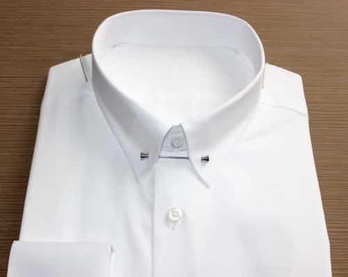 chemise col classique blanc, chemise blanche, chemise col classique, chemise coton, chemise double retors, chemise homme, Chemise luxe, Chemise poignets mousquetaire