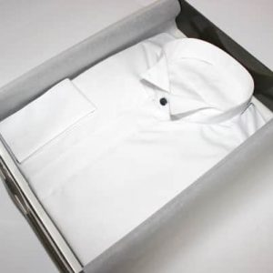 chemise homme cérémonie ,chemise blanche, chemise col cassé, chemise gorge cachée, chemise homme, chemise mariage, Chemise poignets mousquetaire, chemise bas liquette, Chemise easy iron, chemise coton