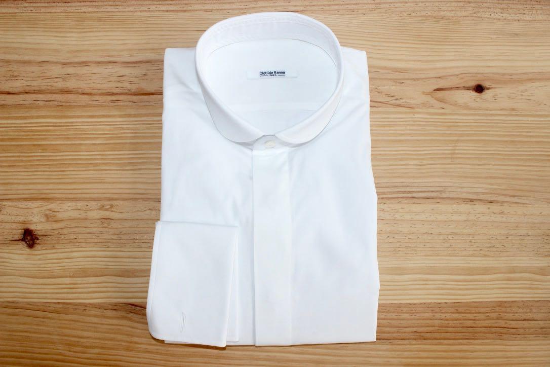 chemise homme cérémonie sur mesure , chemise homme cérémonie