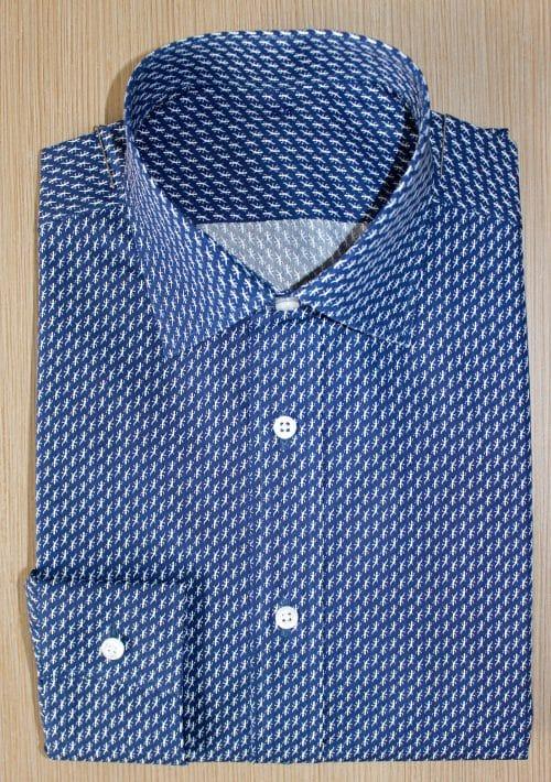chemise moderne sur mesure