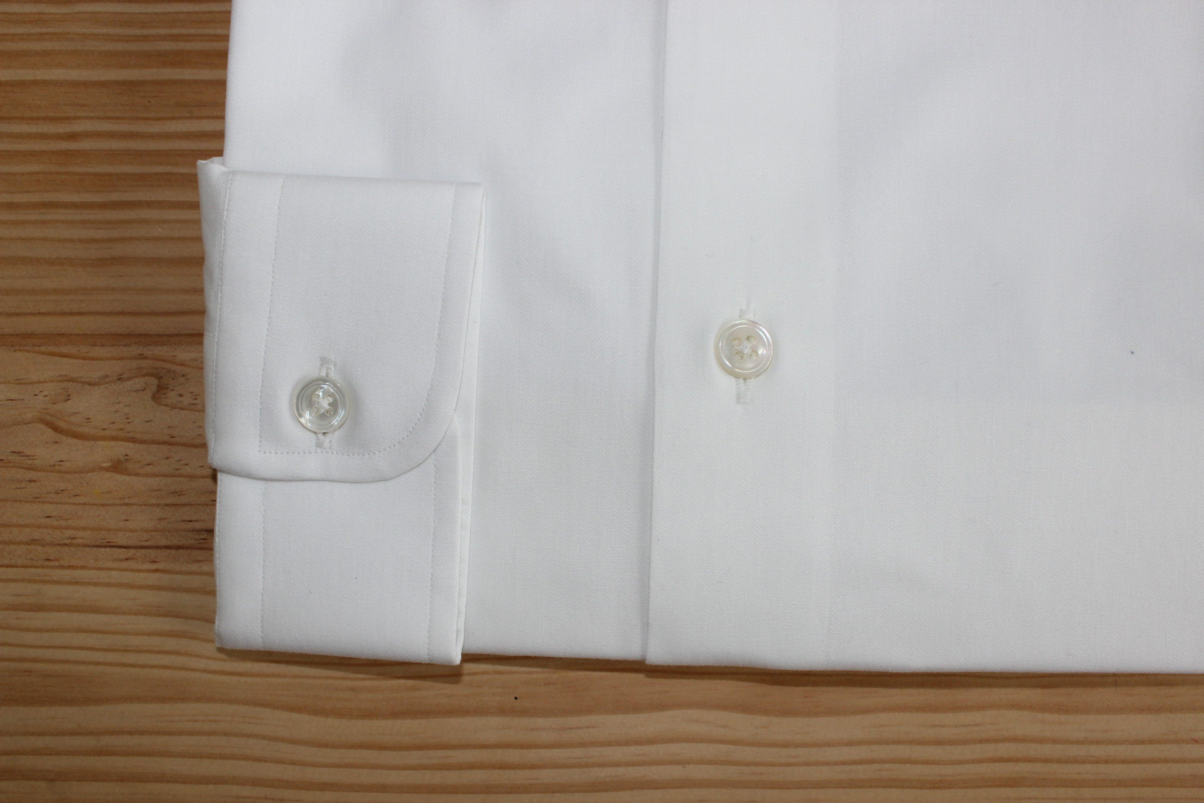 chemise blanche homme sur mesure , chemise blanche homme