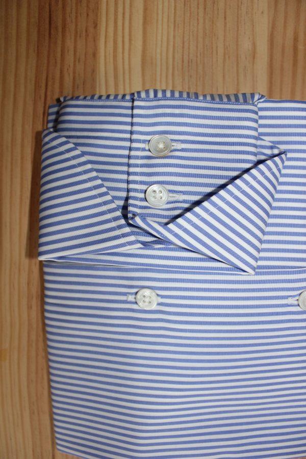 chemise rayée sur mesure , chemise rayée