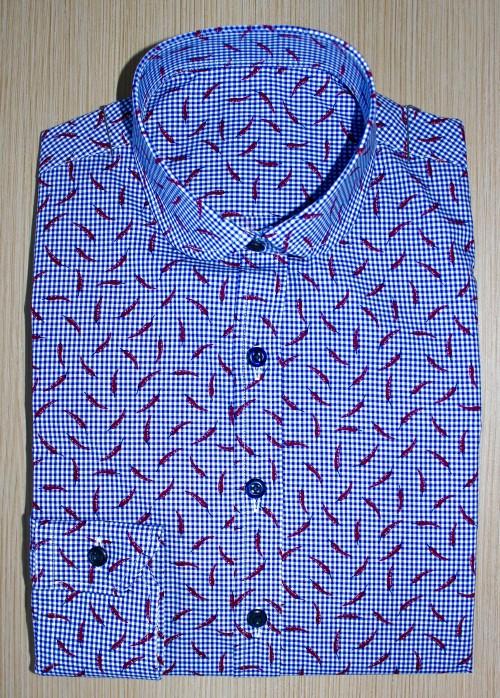 chemise sur mesure coton egyptien