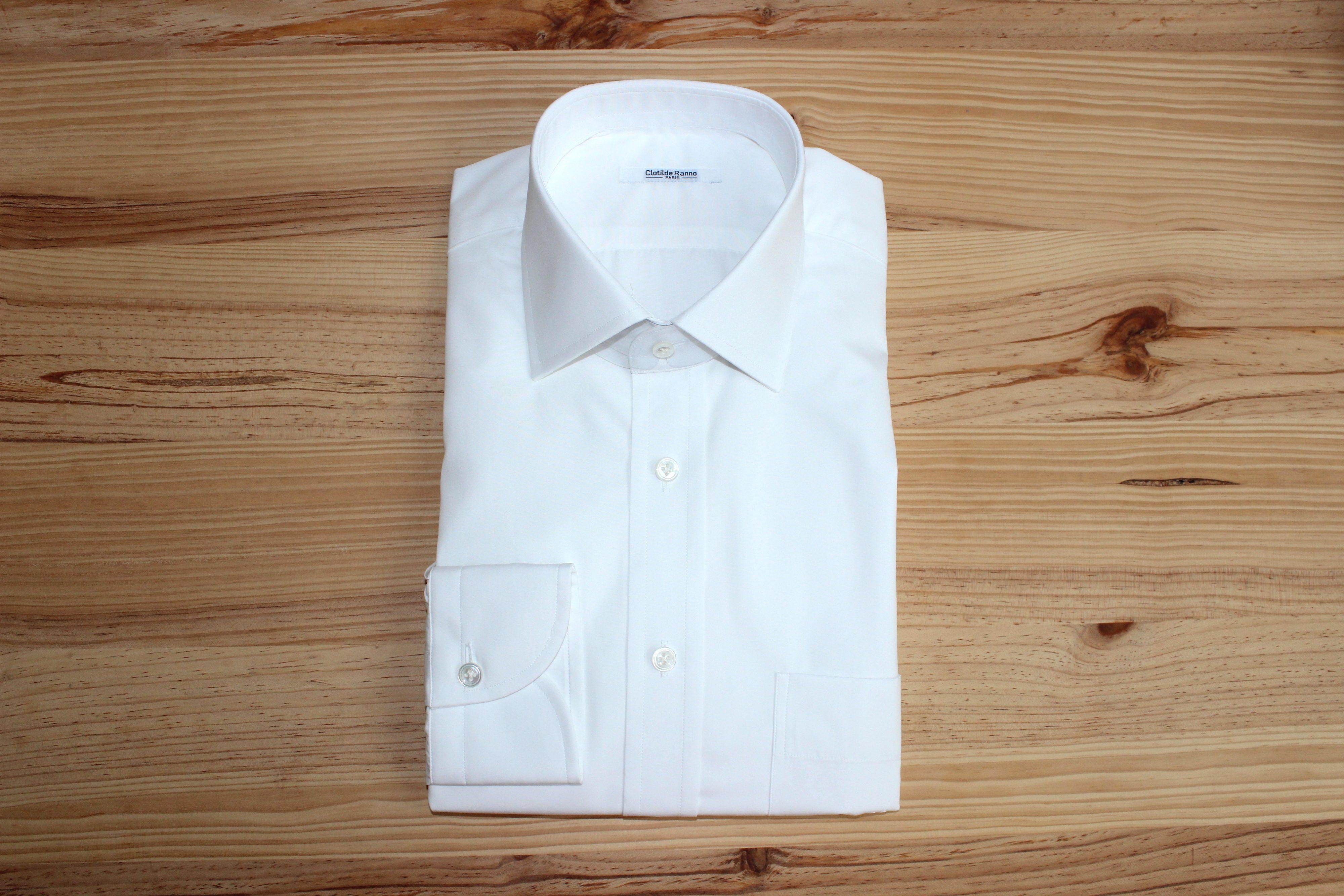 chemise sur mesure stretch coton egyptien, chemise sur mesure stretch, chemise sur mesure coton egyptien, chemise stretch coton egyptien