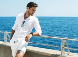 Chemise lin: l'atout d'une garde-robe estivale