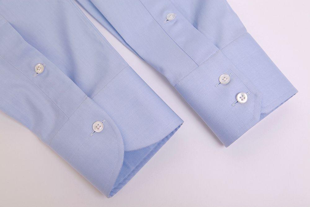 poignet chemise, chemise sur mesure, poignet sur mesure, choix poignet, poignet arrondi, chemise poignet arrondi, chemise poignet rond, chemise bleue, chemise luxe, chemise homme, chemise, chemises, achat chemise, chemise parfaite, clotilde ranno
