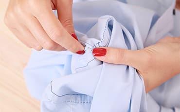 collections sur mesure, chemise sur mesure, clotilderanno, chemise fait main, chemise cousu main, cousu main