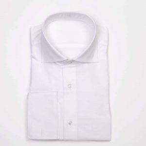 coffret cadeau chemise sur mesure, chemise blanche, chemise, chemises, chemise homme, chemise poignets mousquetaire, chemise business, chemise luxe, chemise col cutaway, chemise col italien, chemise cérémonie