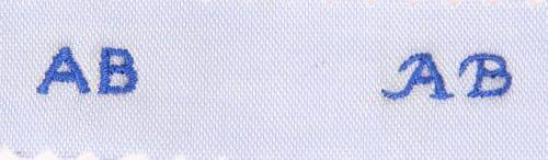 broderie des initiales, initiales brodées main, initiales chemise sur mesure, monogramme brodé main, cousu main, monogramme chemise sur mesure, chemise sur mesure, chemise sur mesure paris, clotilde ranno