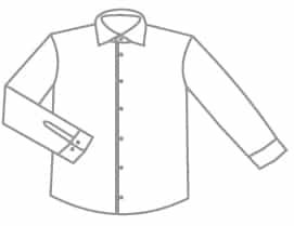 patronage fait main, coupe faite main, chemise artisanale, cousu main, savoir-faire artisanal, chemises sur mesure de qualité, chemise sur mesure, chemise sur mesure paris, clotilde ranno, patron fait main