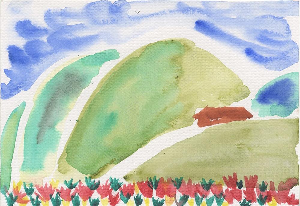 paysage de montagne Clotilde Ranno, les contes des mille et une chemises, clotilde ranno, chemise préférée, mille et une chemises, chemise sur mesure, chemise bleue, chemise luxe