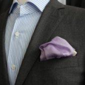 Les pochettes de costume Simonnot Godard : une attention portée au détail pour ces mouchoirs bien particuliers