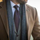 Les indispensables de la garde-robe masculine