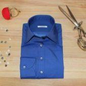 Chemise bleue sur mesure: la pièce à détenir dans sa garde-robe