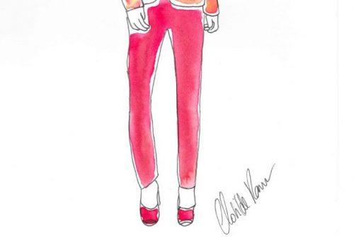pantalon femme sur mesure , pantalon sur mesure , jupe sur mesure