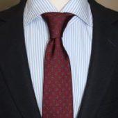 La cravate: l'indispensable accessoire de l'Atelier Clotilde Ranno