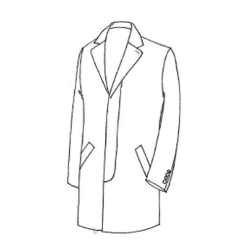 manteau chesterfield, manteau chesterfield sur mesure, manteau sur mesure, manteau sur mesure homme, manteau sur mesure paris, atelier clotilde ranno, clotilde ranno