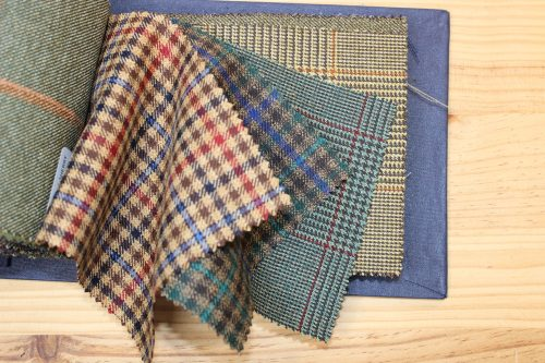 tweed, holland and sherry, tweed anglais, harris tweed, tweed à carreaux, veste sur mesure, manteau sur mesure, veste en tweed, british tweed, tweed en laine