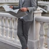 Focus sur le look Casual Friday