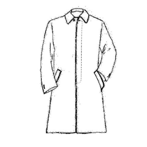 Manteau sur mesure, manteau mackintosh, manteau de pluie, manteau mac sur mesure, mackintosh sur mesure, makintosh sur mesure